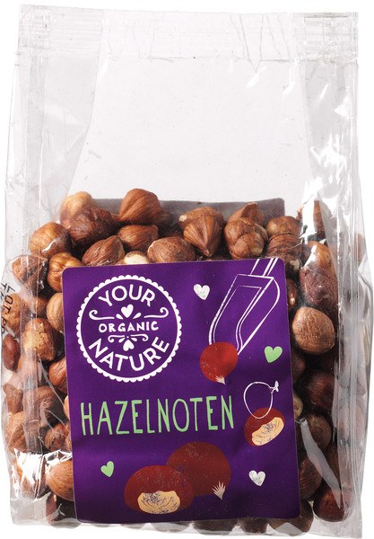 Your organic Nature Hazelnuts