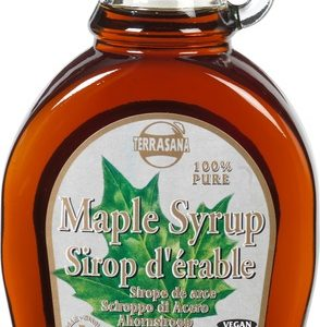 Terrasana maple syrup