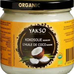 coconut oil, yakso
