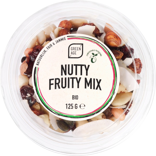 Green Age Nutty fruity mix