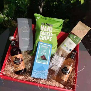 fathers day snack hamper
