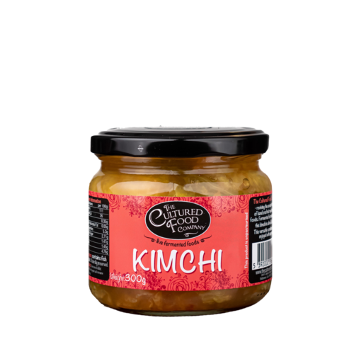 kimchi, culutred food co